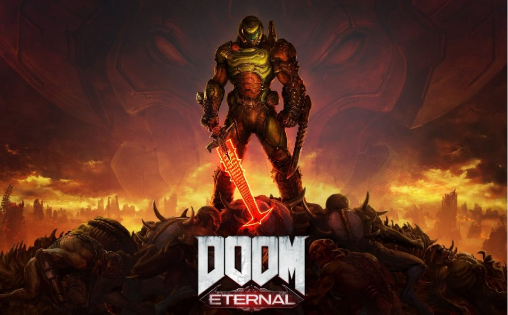 بازی Doom Eternal برای PS4