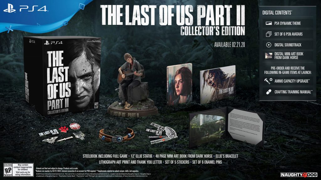 بازی Last Of Us Part 2 Collector's Edition