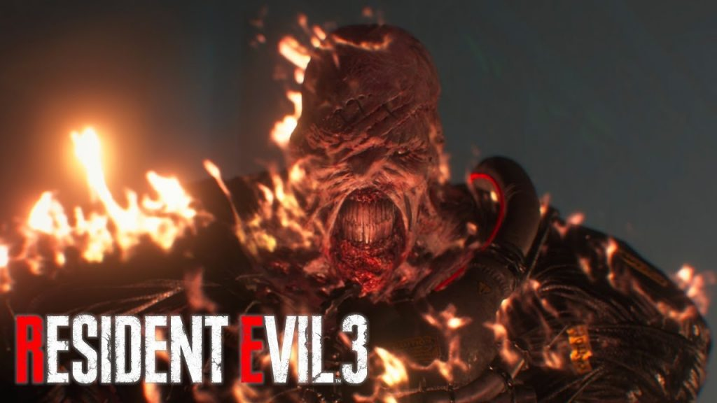 تصویر Nemesis در بازی Resident Evil 3 Remake