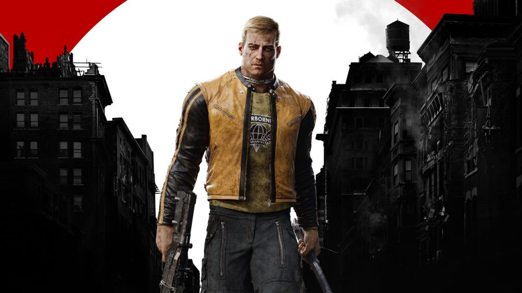 بازی Wolfenstein 2 : The New Colossus برای ps4