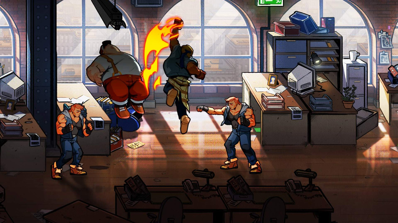 خرید بازی Streets of Rage 4 برای PS4