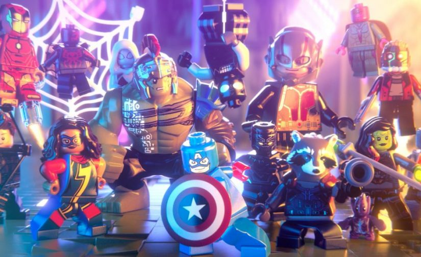 خرید بازی Lego Marvel Superheroes 2 برای PS4