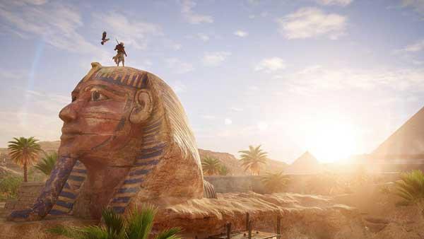 خرید بازی کارکرده Assassin's Creed Origins برای ps4