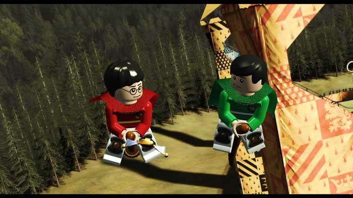 بازی Lego Harry Potter Collection برای PS4 پلی استیشن 4