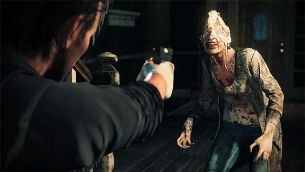 خرید بازی The Evil Within 2 برای ps4