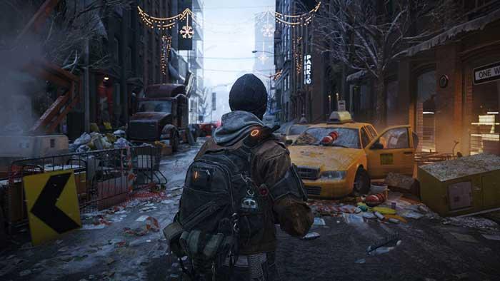 خرید کارکرده بازی Tom Clancy's The Division برای PS4