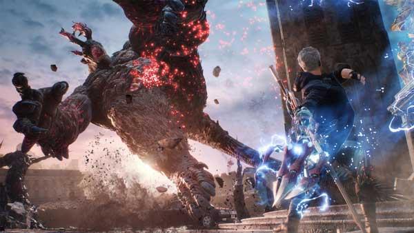 قیمت خرید بازی Devil May Cry 5 برای پلی استیشن 4
