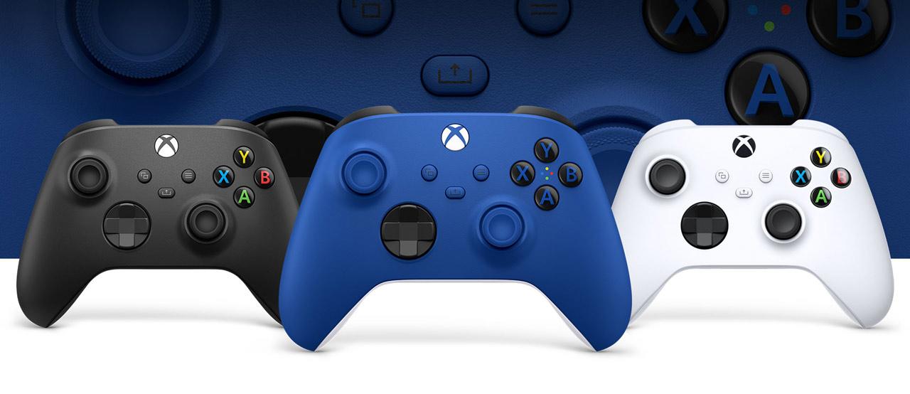 xbox controller collection - دسته بازی برای Xbox Series S|X رنگ Carbon Black